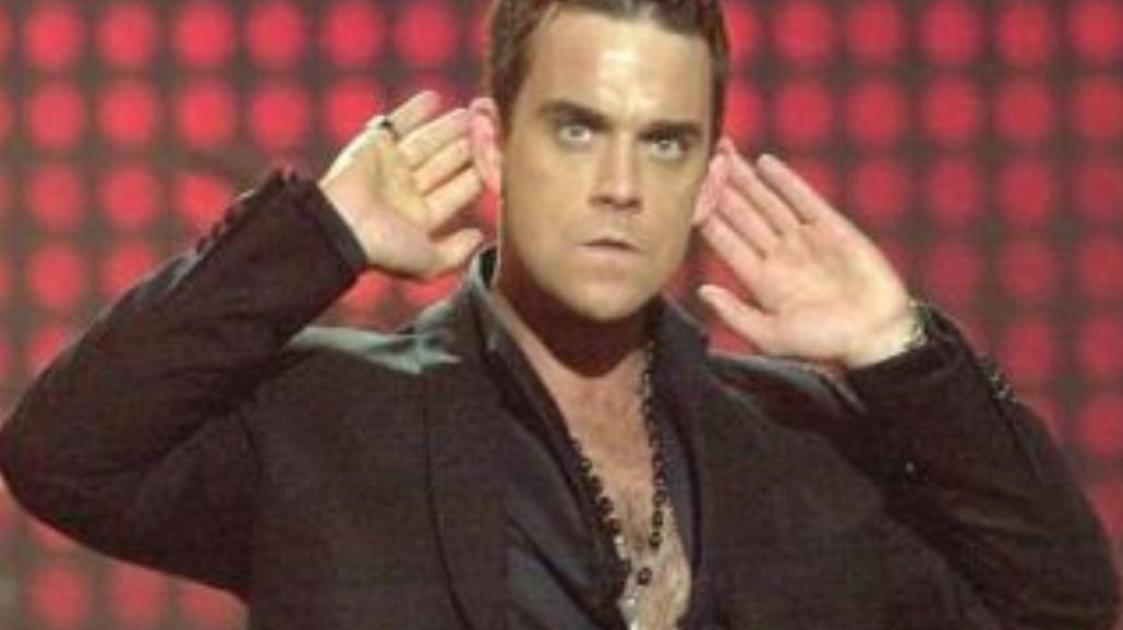 Robbie Williams pracuje nad nową płytą