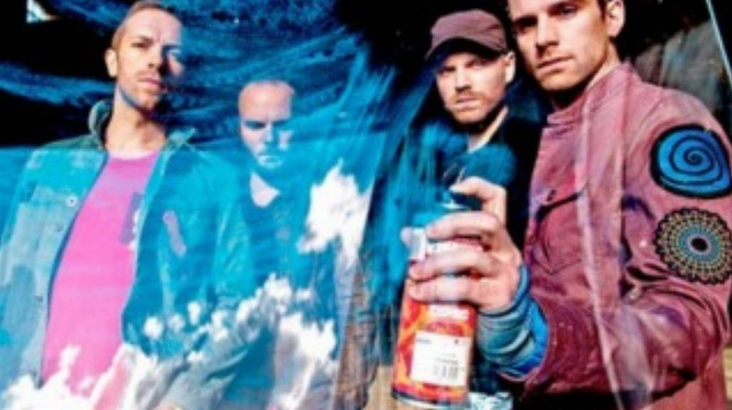 Premiera DVD Coldplay!