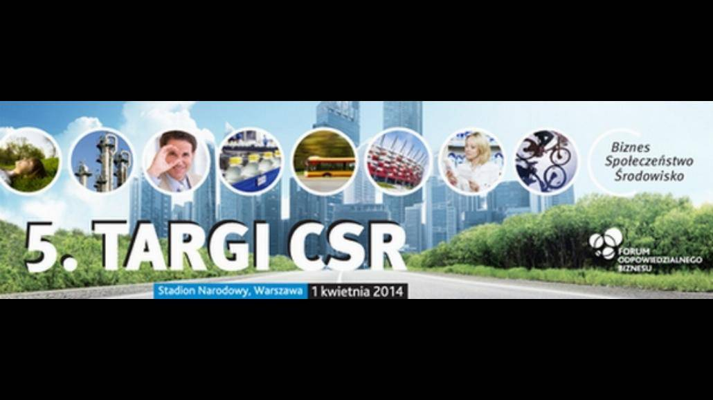 Oglądaj 5. Targi CSR na żywo