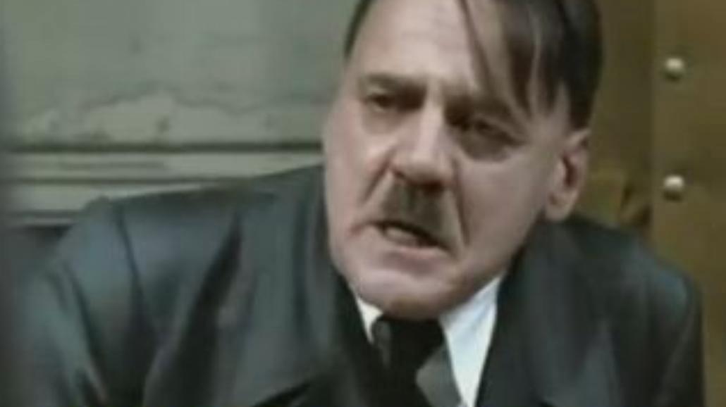 Dutkiewicz jak Hitler? Parodia internauty