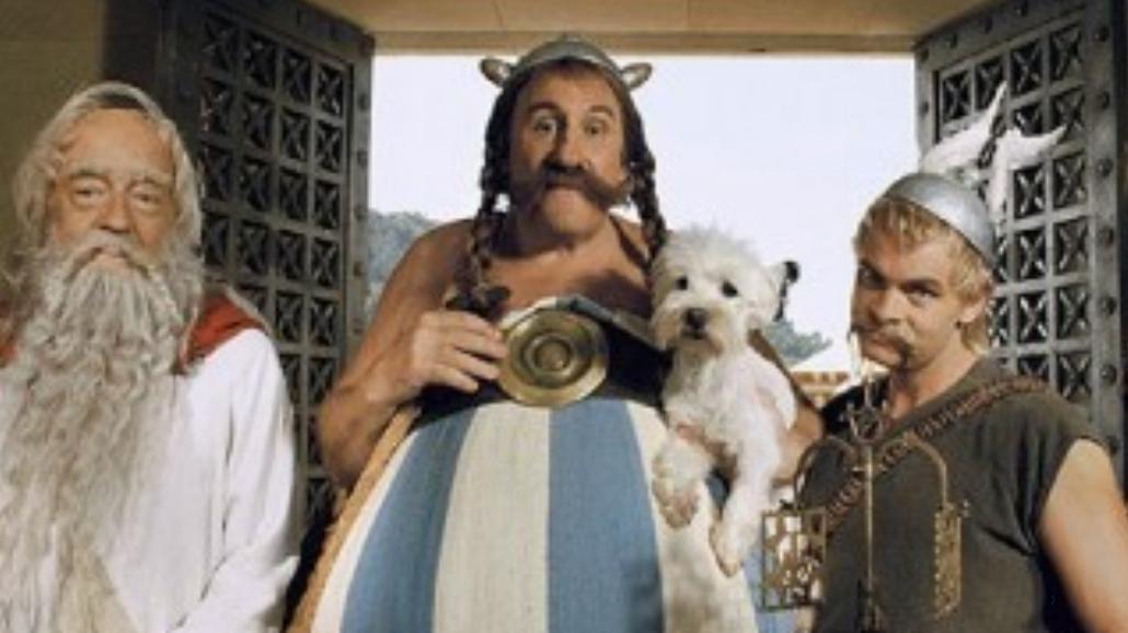 """""""Asterix i Obelix"""" znowu na dużym ekranie"""