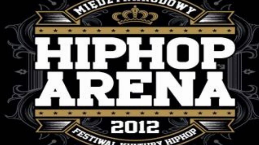 Zmiana w line-up'ie Hip Hop Areny