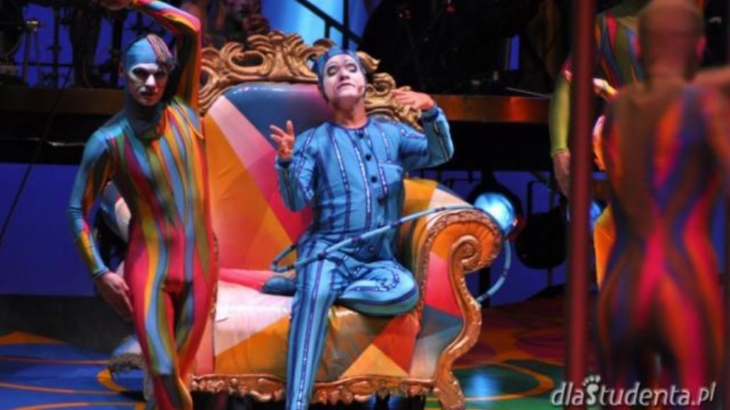 """Saltimbanco"" Cirque du Soleil - zobacz zdjęcia!"