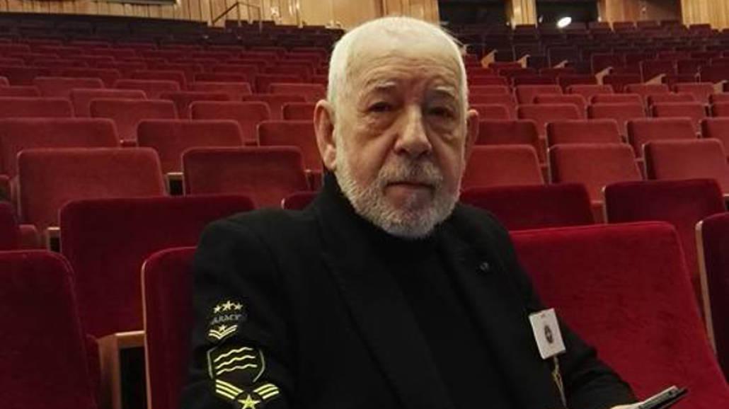 """Jan Szurmiej zapowiada premierę spektaklu """"Zmierzch - świtem"""" o gangsterskiej Odessie [Wywiad]"""