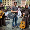 Gitarowy Rekord Guinnessa 2018: misja wykonana [ZDJĘCIA] - Leszek Cichoński, Hey Joe, Jimi Hendrix, Rynek we Wrocławiu, Wrocław