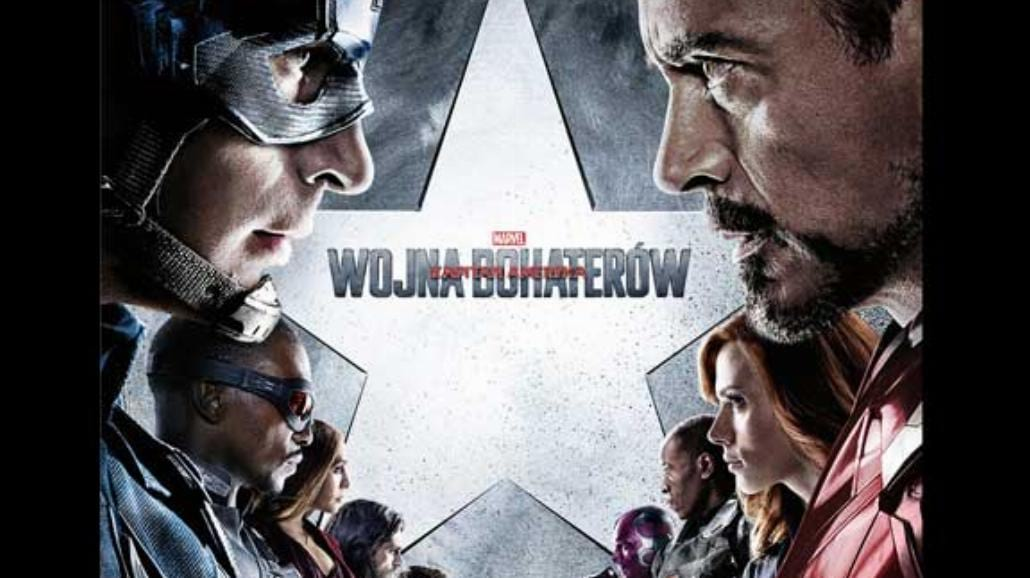 Kapitan Ameryka: wojna bohaterów - Ruszyła przedsprzedaż biletów IMAX