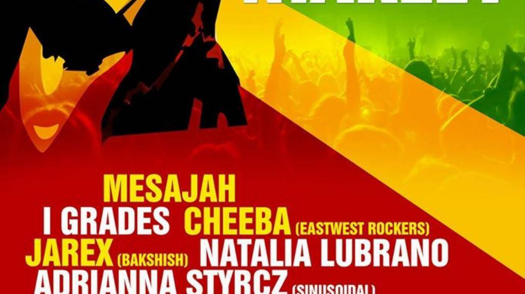 Koncert: Tribute To Bob Marley