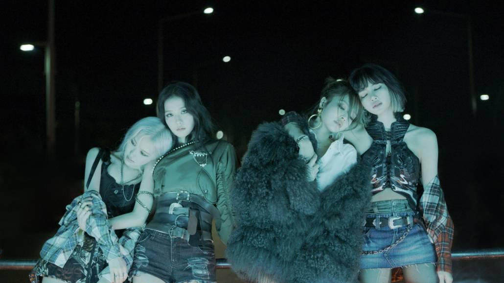 Blackpink - zespÃłł koreańskich idolek