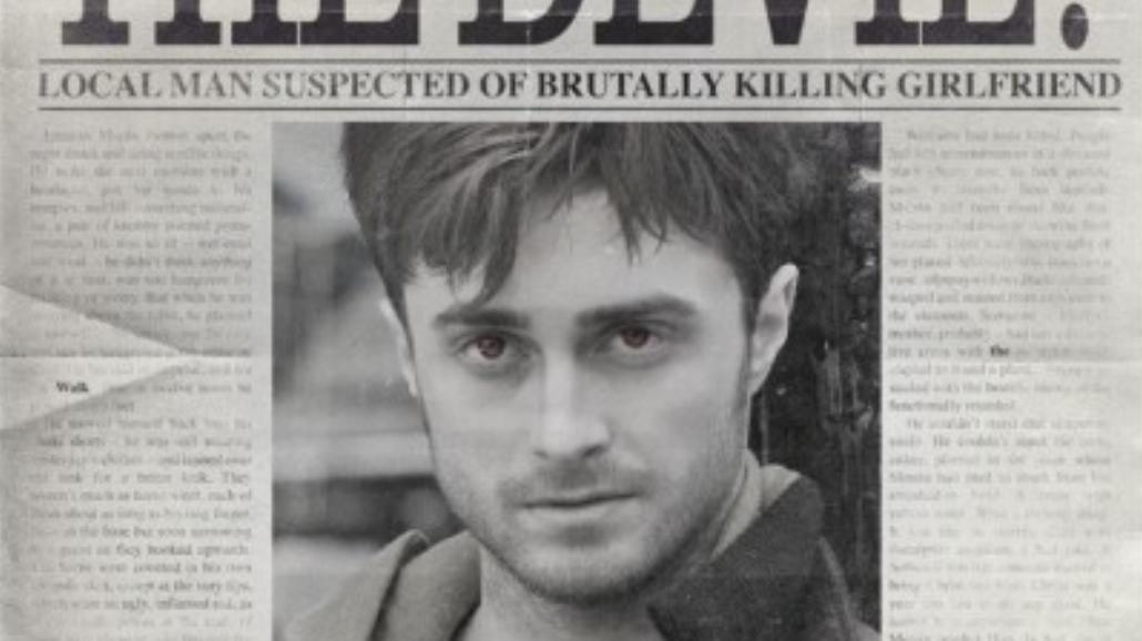 """Daniel Radcliffe z rogami w horrorze """"Horns"""""""