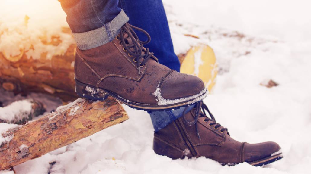 Najmodniejsze fasony męskich butÃłw na zimę