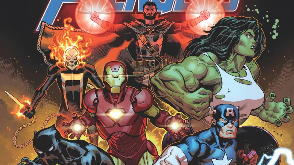 Marvel Fresh. Avengers Ostatnia fala