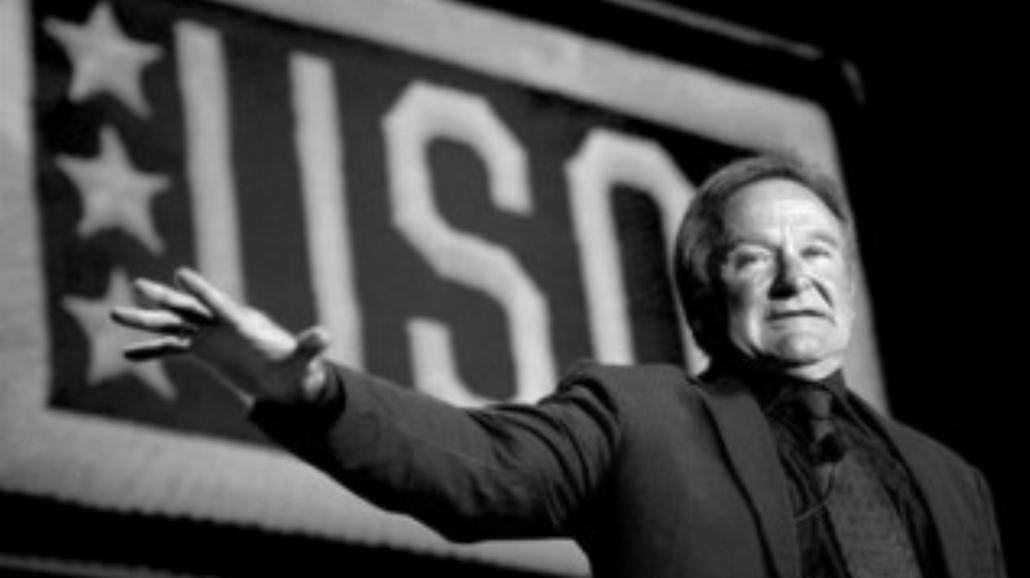 Nie żyje Robin Williams