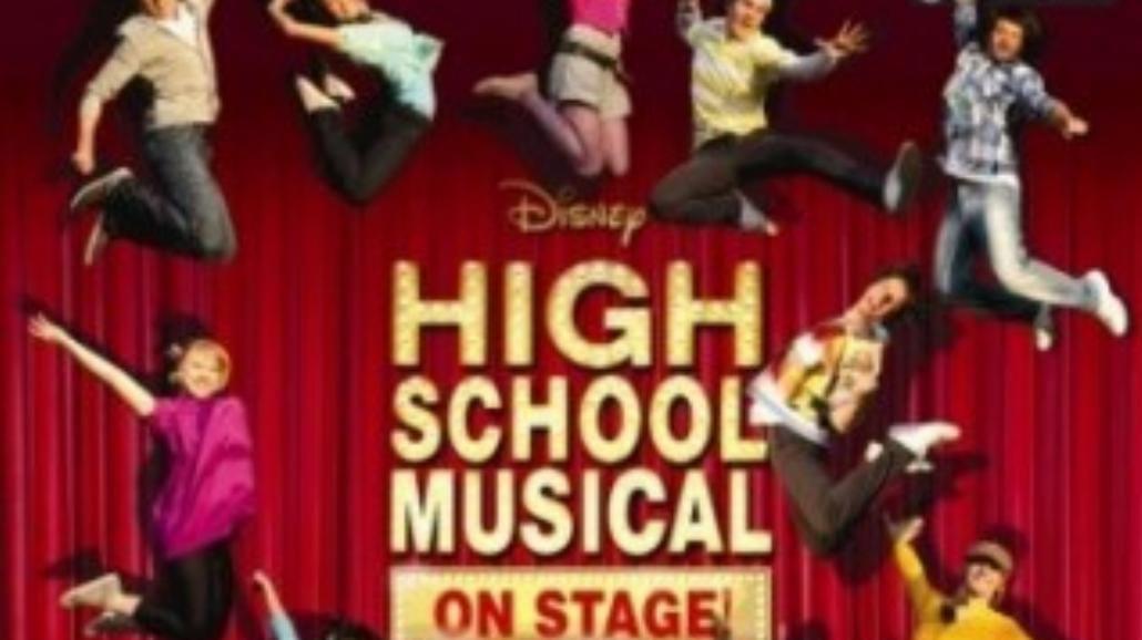 """High School Musical""  na scenie Sali Kongresowej"