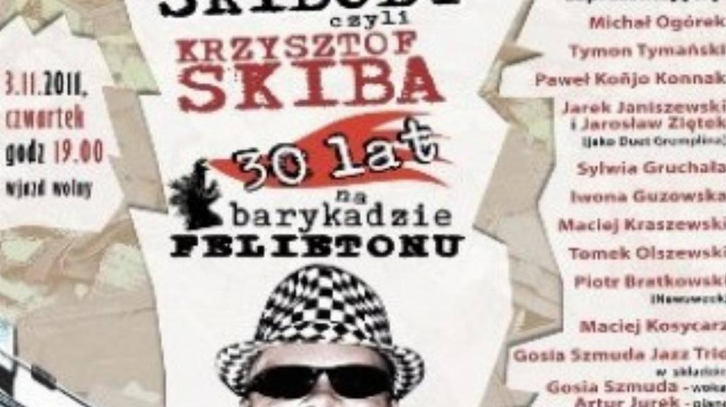 Benefis Krzysztofa Skiby!