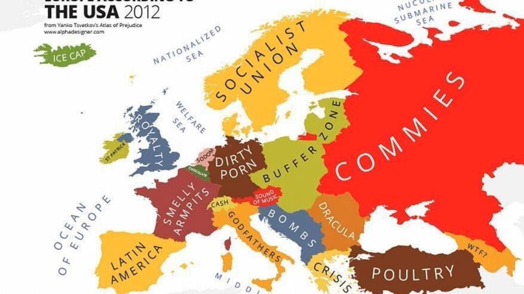Polska to kraj blond katoliczek. Stereotypy w Euro