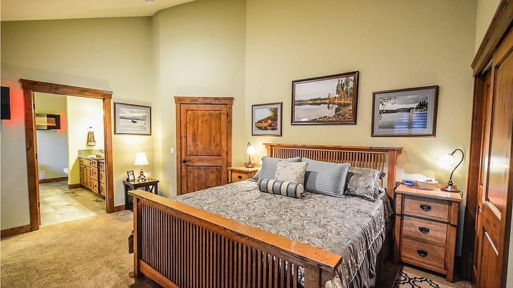 Spokojna i namiętna - sypialnia w stylu feng shui!