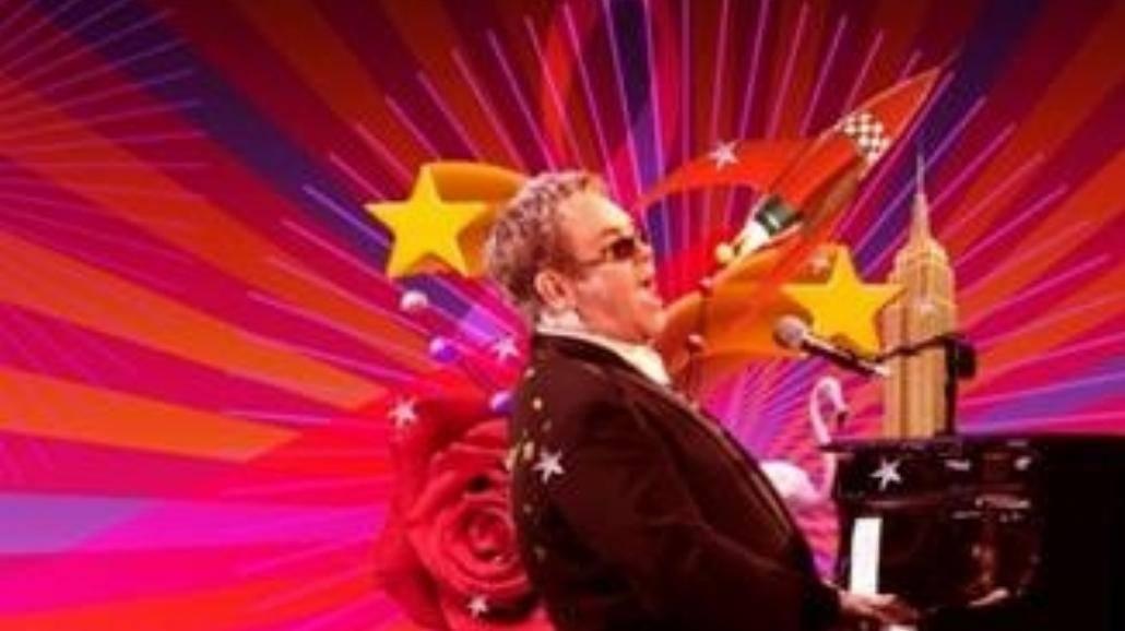 Elton John w Polsce