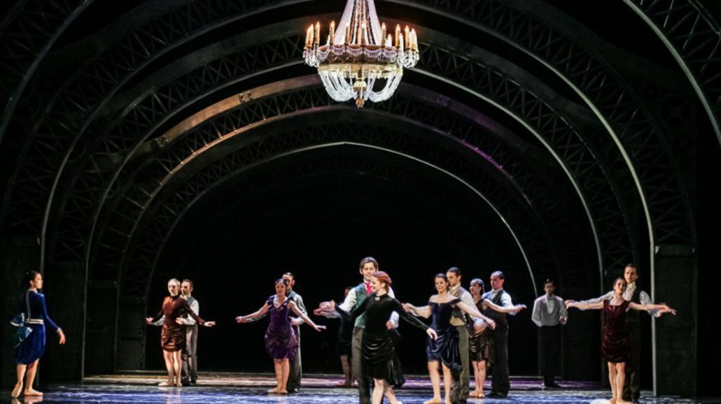 """Wyjątkowa adaptacja """"Anny Kareniny"""" w Operze Wrocławskiej. Zobacz zdjęcia!"""