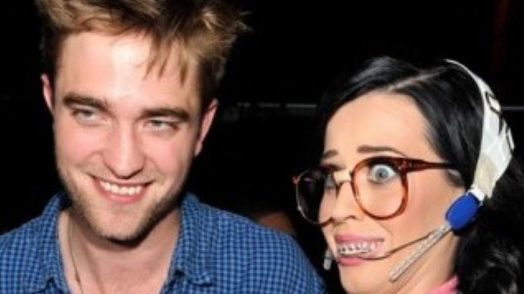 Robert Pattinson spotyka się z Katy Perry?