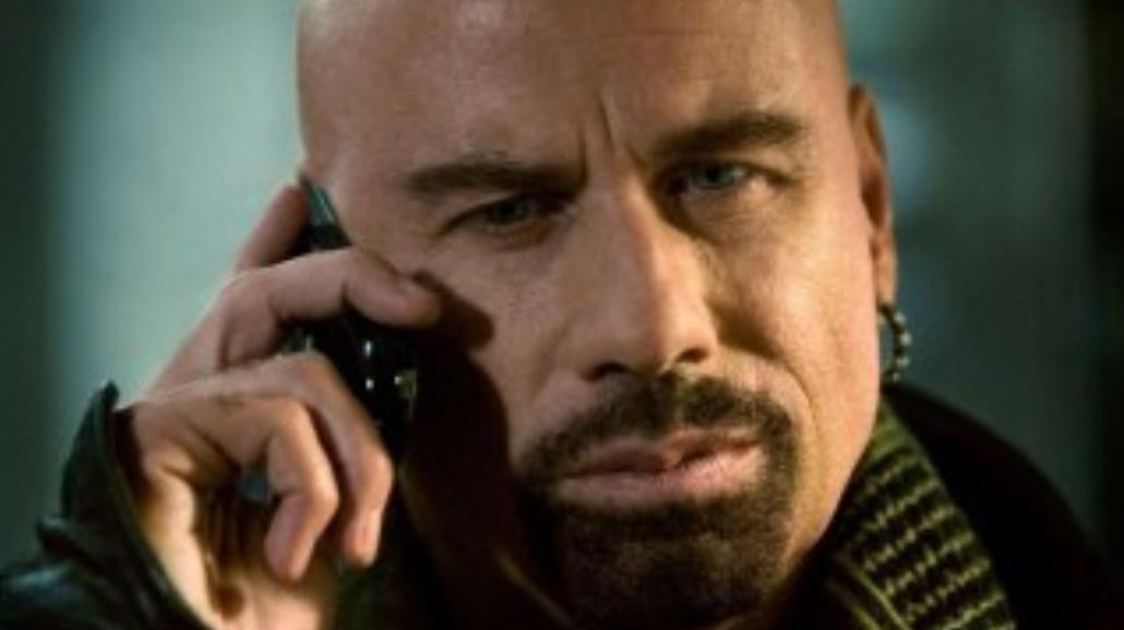 """John Travolta: """"Łysa czaszka daje dużo swobody"""""""