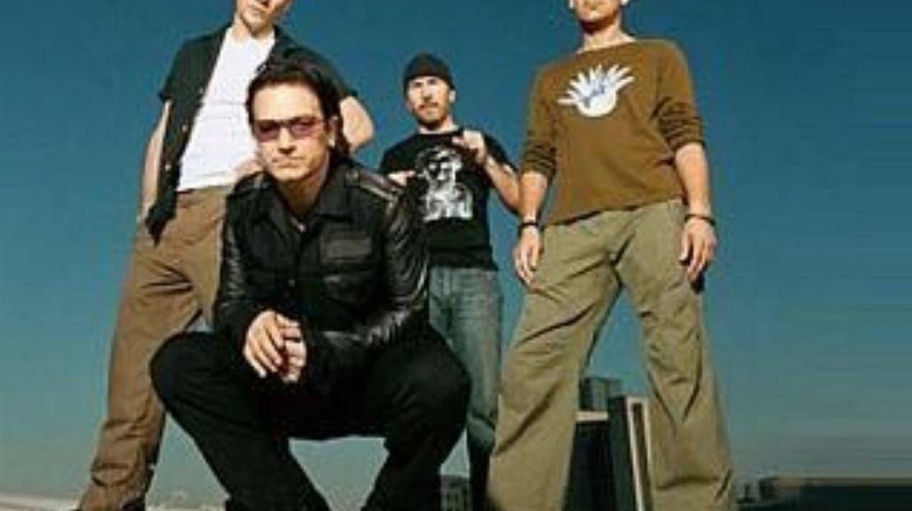 Zobacz jak U2 zagrali w Berlinie