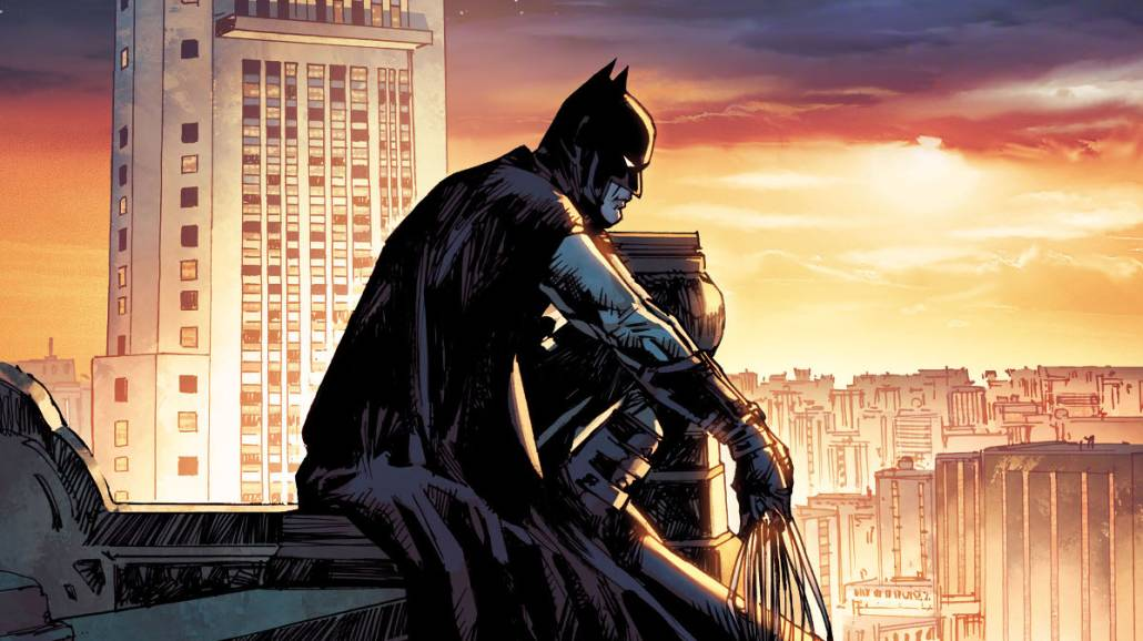 Batman: Świat