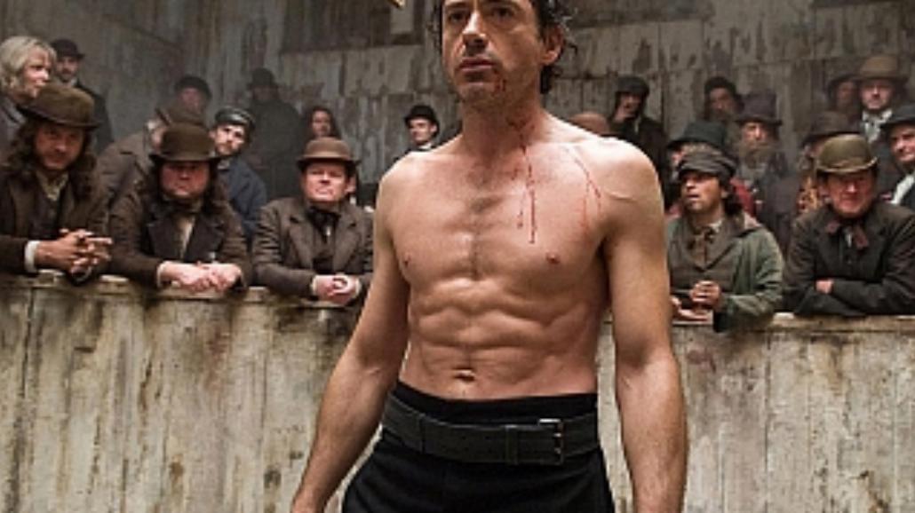 Ironman na Baker Street