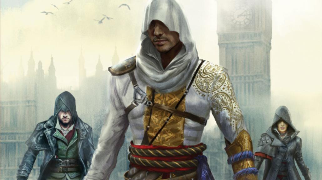 "Seria książek ""Assassin's Creed"" powraca"