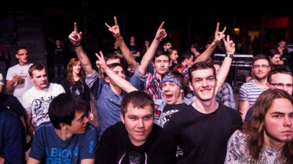 Bracia Figo Fagot zagrali dla fanów w klubie Studio [ZDJĘCIA]