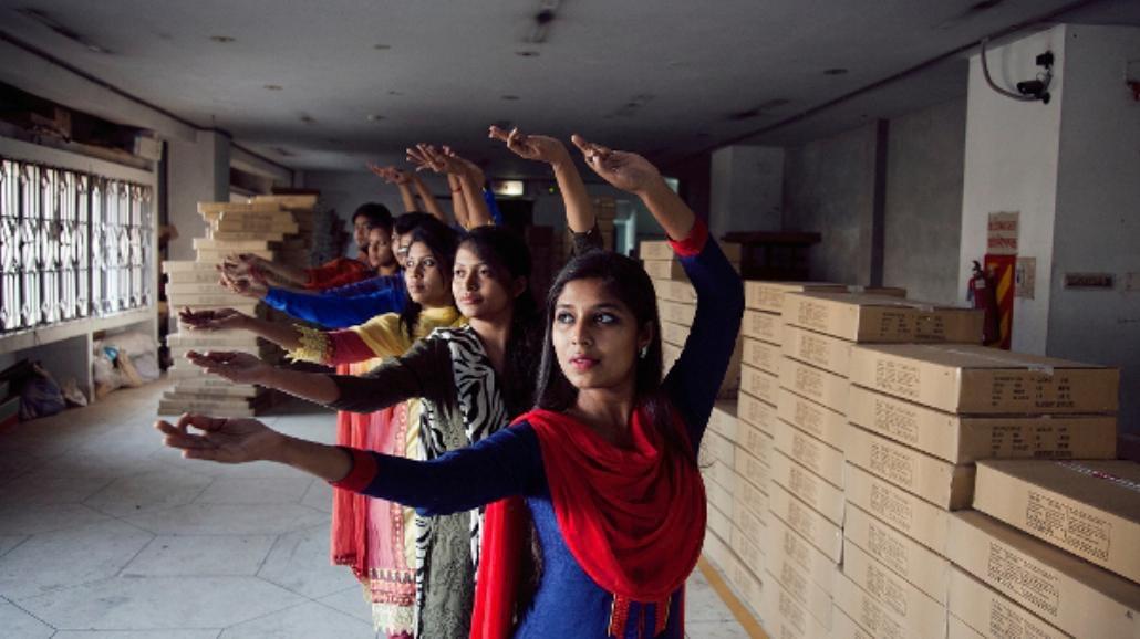 Sprawdź metki na swoich ubraniach! Made in Bangladesh?