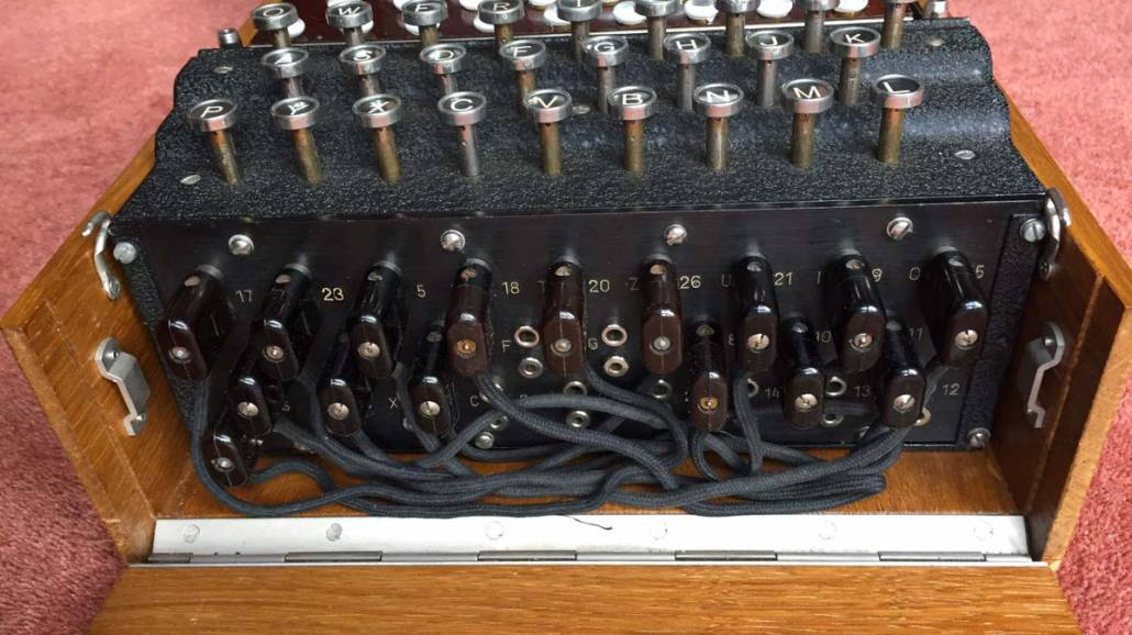 Enigma w Muzeum Historii Polski