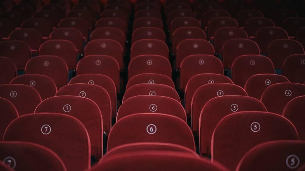 kino, sala kinowa