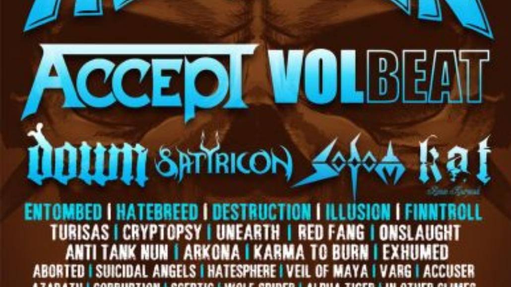 Metalfest 2013 - wszystko co powinieneś wiedzieć