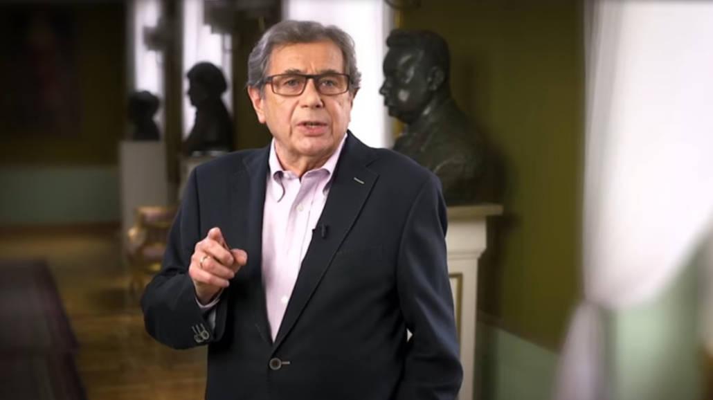 Janusz Gajos - lekcja historii