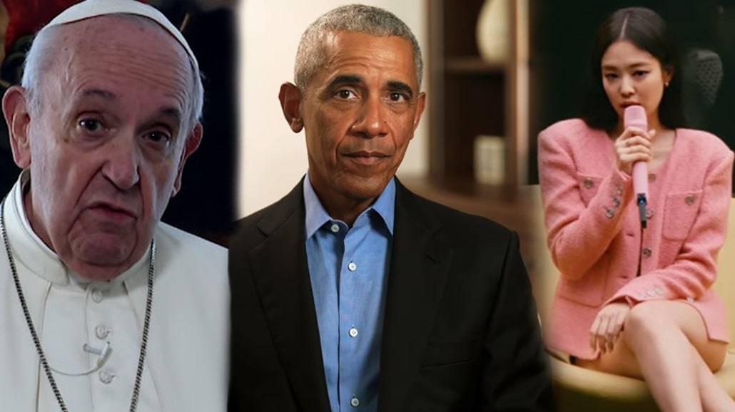 Dear Earth - Barack Obama, papież Franciszek i Blackpink w dniu święta naszej planety [WIDEO]