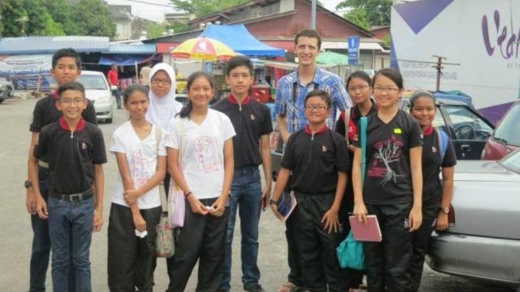 """""""Global Citizen to twoja szansa na podróż życia"""". Studenci o doświadczeniach z AIESEC"""