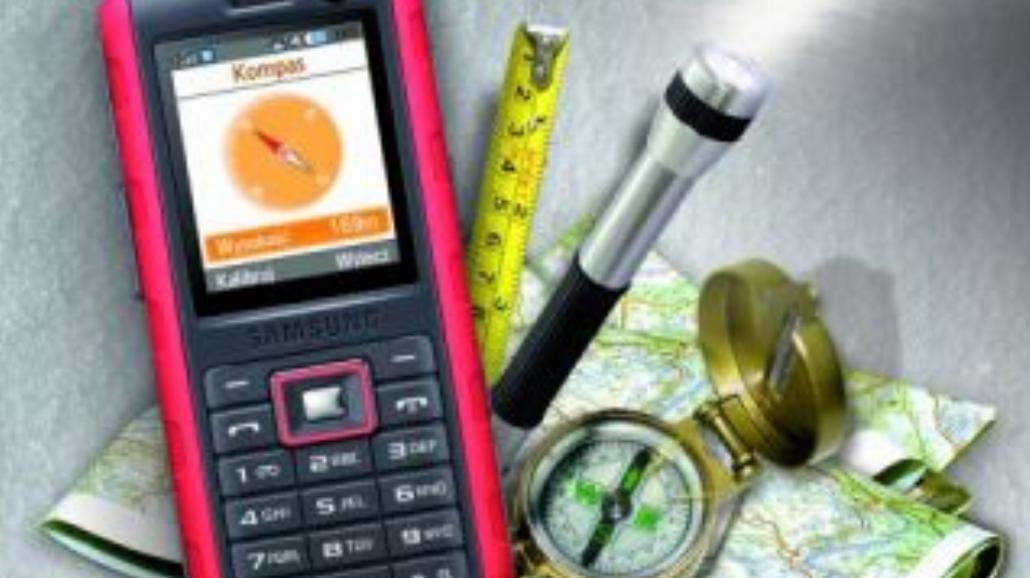 Wodoodporny Samsung Solid B2700
