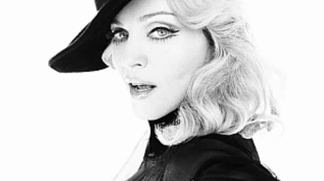 Nowa Madonna w marcu