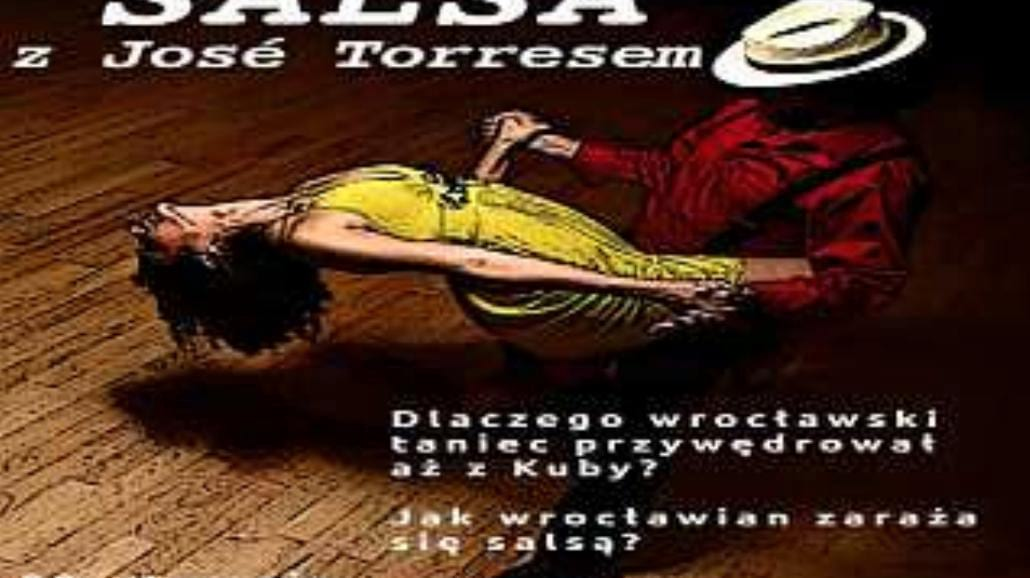 Wrocławska salsa z Jose Torresem