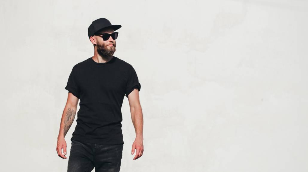 czapka męska - moda trendy 2019