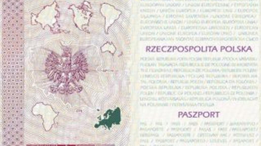 Wprowadzono nowe wzory paszportów