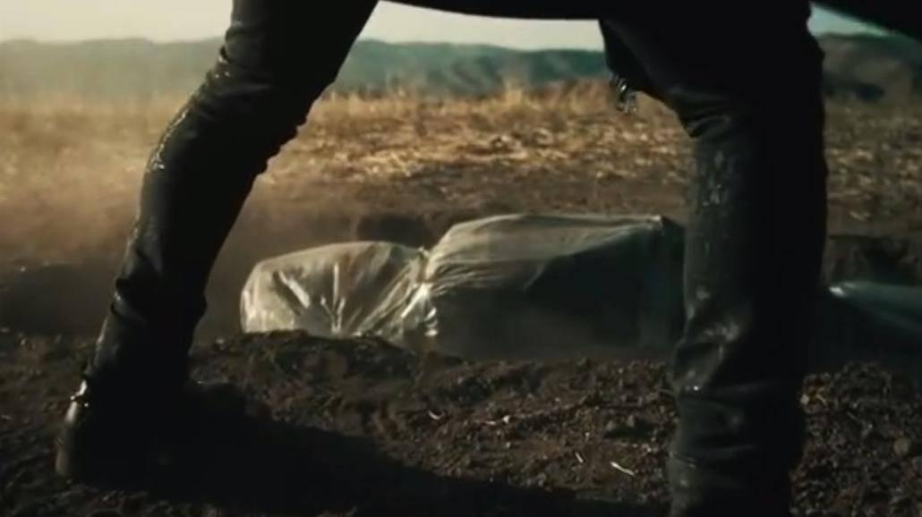 The Weeknd pogrzebany żywcem! [WIDEO]