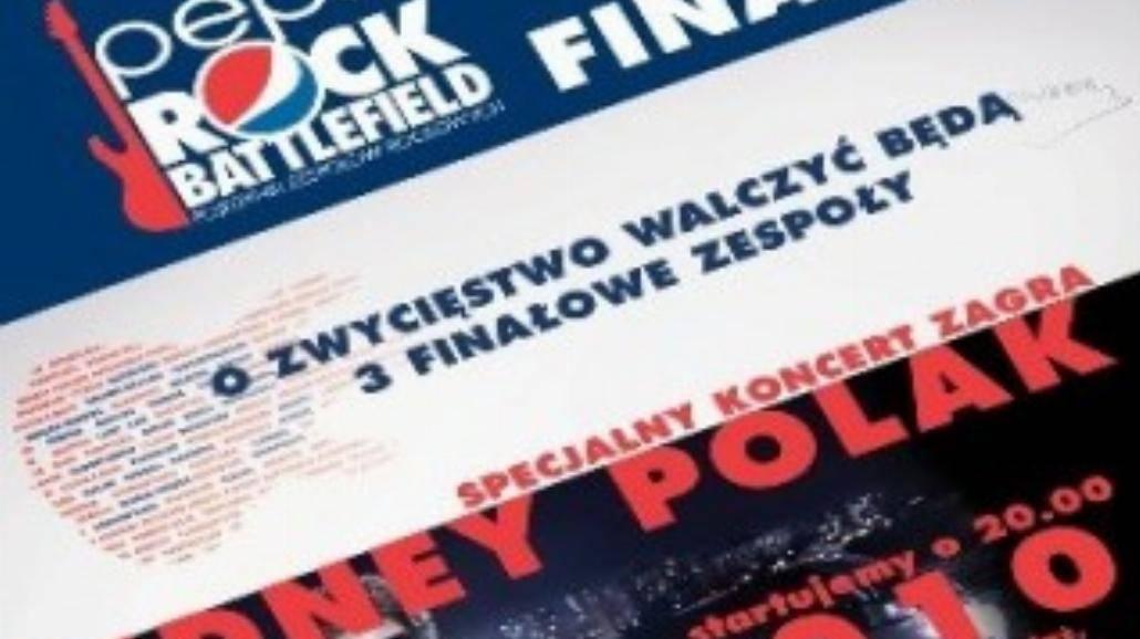 Pepsi Rocks: Wielki Finał Rock Battlefield