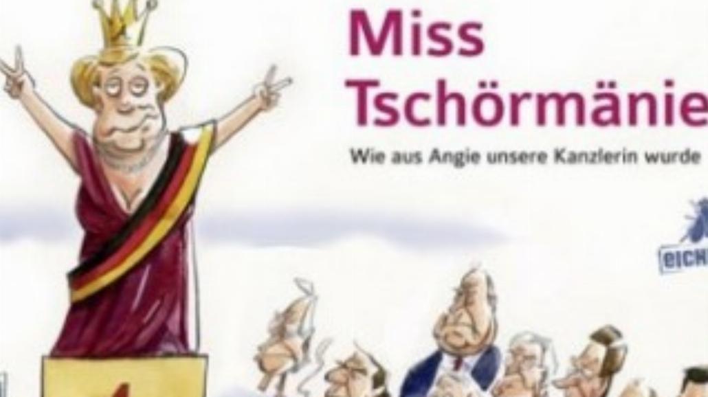 Kanclerz Merkel w obrazkach