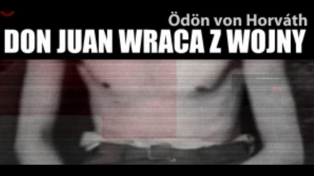 Don Juan wraca z wojny