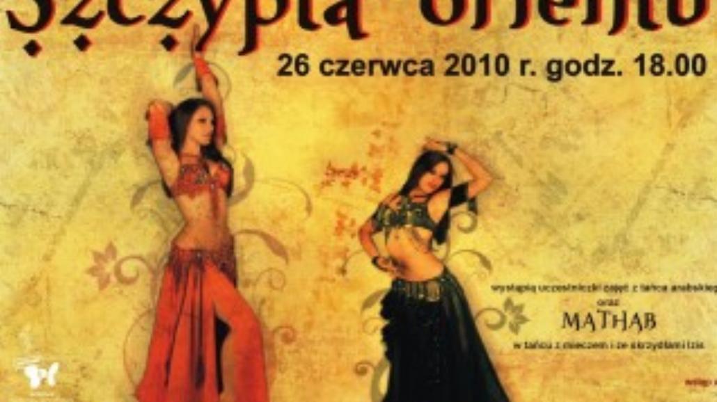 Szczypta Orientu - pokaz tańca arabskiego