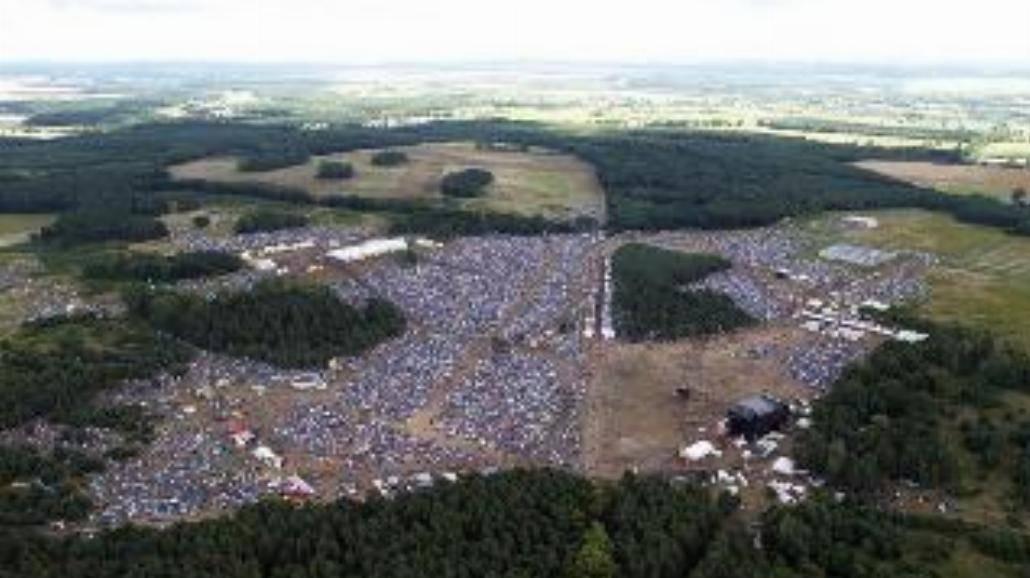 Kolejny, ciekawy projekt na Przystanku Woodstock