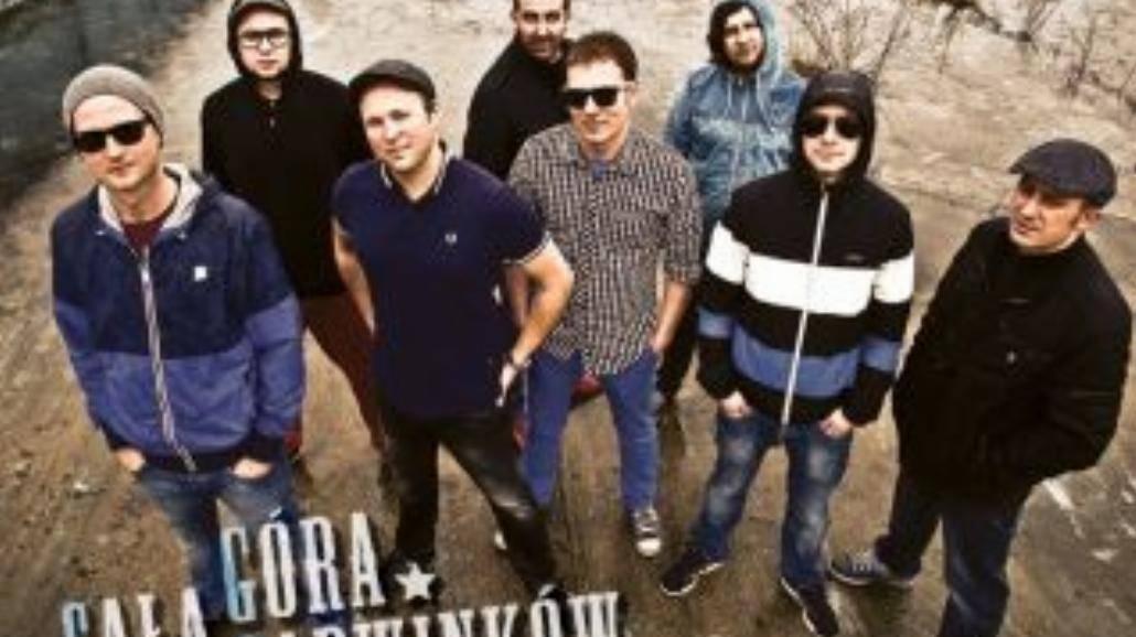 Premiera nowego albumu Całej Góry Barwinków