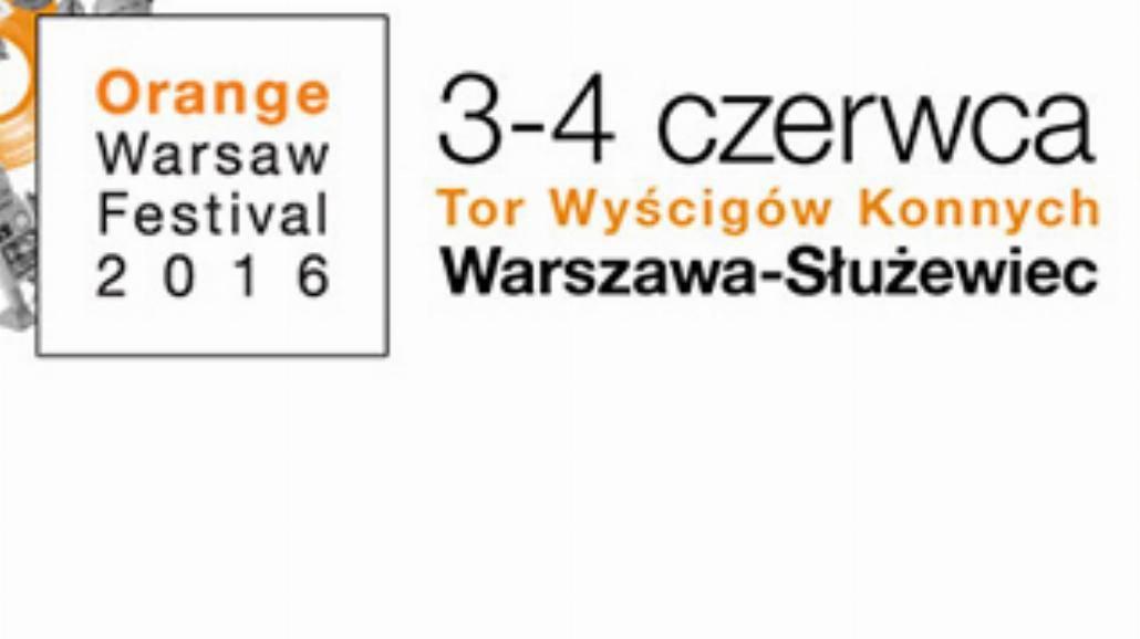 Orange Warsaw Festival 2016: Polscy artyści w składzie imprezy!