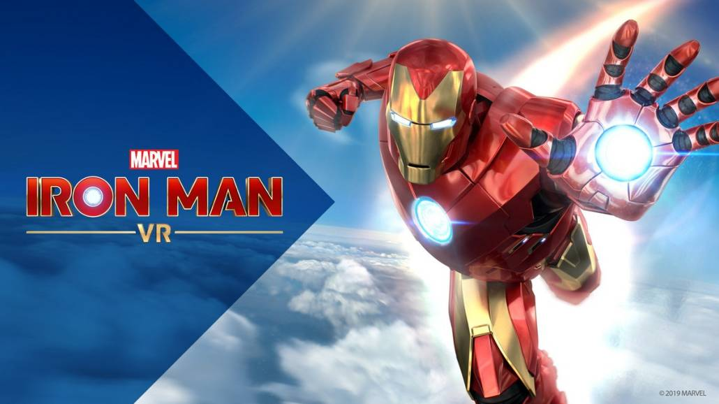 Marvel's Iron-Man VR